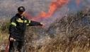 Αυξημένος κίνδυνος πυρκαγιάς για σήμερα Κυριακή στην Κρήτη