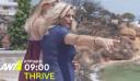 Η Χριστίνα Λαμπίρη καλεσμένη στο «Thrive» (trailer)
