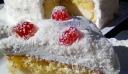 Χιονούλα τούρτα !!!