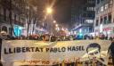 Ισπανία: Έβδομη νύχτα επεισοδίων σε διαδηλώσεις υπέρ του φυλακισμένου ράπερ Πάμπλο Χασέλ-Δείτε βίντεο