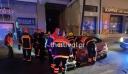 Θεσσαλονίκη: Αυτοκίνητο «καρφώθηκε» σε κολόνα – Φωτογραφίες