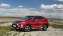 Το Eclipse Cross της Mitsubishi Motors απέσπασε 5 αστέρια στα τεστ ασφάλειας του 2017 EURO NCAP