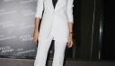 Η Ευαγγελία Αραβανή φόρεσε το λευκό κοστούμι καλύτερα από την καθεμία