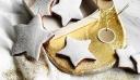 Εύκολα μπισκότα- αστέρια για τις γιορτές