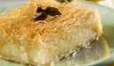 Γαλακτομπούρεκο με φύλλο καταΐφι