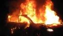 Πάτρα: Τρία αυτοκίνητα τυλίχθηκαν στις φλόγες