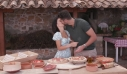 The Bachelor: Παναγιώτης και Αντζελίνα πήγαν για πίτσα και στο Twitter τούς «άνοιξε» η όρεξη