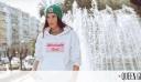 Το στυλ εγκυμοσύνης της Χριστίνας Μπόμπα είναι ό,τι πιο cozy θα δεις αυτόν τον χειμώνα