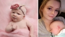 Μητέρα έφερε στον κόσμο ένα πανέμορφο μωρό αλμπίνο παρόλο που οι γιατροί της έλεγαν ότι δεν μπορεί να κάνει παιδί