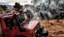 Φωτιά σε αγροτοδασική έκταση στη Λέσβο