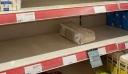 Πανικός στη Θεσσαλονίκη λόγω κορωνοϊού: Αδειάζουν τα ράφια στα σούπερ μάρκετ (εικόνες)