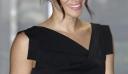 H Meghan Markle σπάει στιλιστικό κανόνα του παλατιού και κάνει μία εξαιρετική total black εμφάνιση