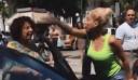 """Κόρινθος: Απίστευτος καυγάς και """"γαλλικά"""" για ένα παράνομο παρκάρισμα [βίντεο]"""