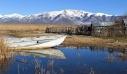 Υπέροχες χειμωνιάτικες εικόνες σε λίμνες της Ελλάδας