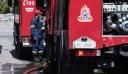 Φωτιά σε αποθήκη στη Θεσσαλονίκη – Πρόλαβαν να βγουν έξω οι εργαζόμενοι