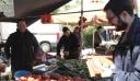 Ο Νάσος Ηλιόπουλος βρέθηκε σε λαϊκές αγορές του δήμου Αθηναίων