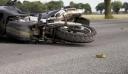 Θεσσαλονίκη: Φορτηγό συγκρούστηκε με μοτοσικλέτα – Ένας τραυματίας