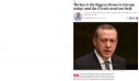 Independent: Η Τουρκία η μεγαλύτερη απειλή για την ΕΕ, οι Έλληνες θέλουν τη βοήθειά μας
