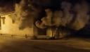 Νεκρά τα δύο αδέρφια από τη φωτιά στο σπίτι τους – Καταπλακώθηκαν από τη στέγη που έπεσε