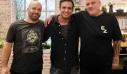 Ο Σάββας Πούμπουρας... «διδάσκει» στην κουζίνα του Food n' Friends (trailer)