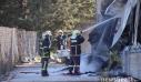 Υπό έλεγχο η πυρκαγιά σε αποθήκη χαρτικών στα Γλυκά Νερά