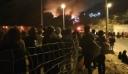 Σάμος: Οι αρχές ζητούν άμεση αποσυμφόρηση μετά τη φωτιά στο ΚΥΤ