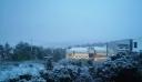 Έπεσαν τα πρώτα χιόνια στη Θεσσαλονίκη! (εικόνες & βίντεο)