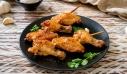 Φτερούγες κοτόπουλου στο φούρνο