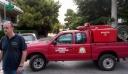 Ανετράπη σχολικό λεωφορείο στα Βριλήσσια – Στο νοσοκομείο ο οδηγός