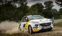 Η Opel κυρίαρχη στον αγώνα του FIA ERC Junior στα Καρπάθια Όρη