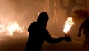 Νέες επιθέσεις με μολότοφ σε ΜΑΤ στην Αθήνα