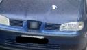 Θεσσαλονίκη: Πάρκαρε σε ράμπα για ΑμεΑ – Γέμισαν το αυτοκίνητό του με σκουπίδια (εικόνα)