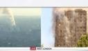 Λονδίνο: Καίγεται ουρανοξύστης και κινδυνεύει να καταρρεύσει - Υπάρχουν εγκλωβισμένοι (ZΩΝΤΑΝΗ ΕΙΚΟΝΑ)