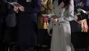 Η Meghan Markle έμοιαζε με σταρ του παλιού Hollywood μέσα στην γκρι καπαρντίνα της