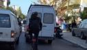 Πάτρα: Viral η φωτογραφία ποδηλάτη στο κέντρο της πόλης