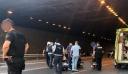 Θεσσαλονίκη: Πήδηξε από γέφυρα για να αυτοκτονήσει και… έπεσε πάνω σε μοτοσικλετιστή