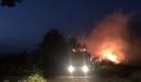 Φωτιά ξέσπασε σε υπόγειο μονοκατοικίας στον Διόνυσο