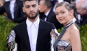 Η Gigi Hadid και ο Zayn Malik με matching outfits
