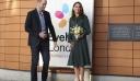 Το φόρεμα της Kate Middleton επιβεβαιώνει πως το πουά είναι μεγάλο trend
