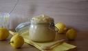Κρέμα λεμονιού χωρίς βούτυρο και αυγά