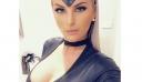 Καυτό μοντέλο στο Instagram το πρωί, ληστής αλά Catwoman το βράδυ