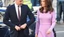 Η Kate Middleton με το ίδιο λιλά φόρεμα που την έχουμε ξαναδεί και μας αρέσει πολύ