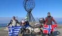 Ολοκληρώθηκε με επιτυχία το ταξίδι «ζεύξης» των 2 ακρωτηρίων Ταίναρου και Nordkapp