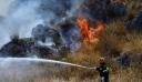 «Είναι καθαρά εμπρησμός» η φωτιά στη Νέα Μάκρη, λέει ο Επικεφαλής της Πυροσβεστικής