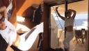 Νέα απόδραση με σκάφος για Νατάσα Καλογρίδη και Αλέξανδρο Λυκουρέζο [Βίντεο]