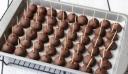 Ένας πειρασμός που θα λατρέψεις: Μπουκίτσες φυστικοβούτυρου με μαύρη σοκολάτα