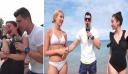 O Τάσος Ποτσέπης έδωσε ρεσιτάλ: Οι ατάκες στις γυναίκες που βρέθηκαν μπροστά του στην παραλία