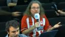 Γάλλος δημοσιογράφος με τη φανέλα του...Ολυμπιακού