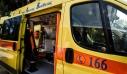 Ένας νεκρός και δύο τραυματίες σε τροχαίο στη Θεσσαλονίκη