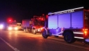 Εγκλωβίστηκε οδηγός στο ρέμα στα Λαγκαδίκια Θεσσαλονίκης